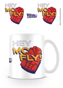 Tillbaka till framtiden - Hey McFly muggar