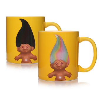 Trolls - Me Before Coffee muggar