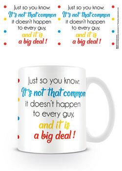Mugg Vänner - Big Deal