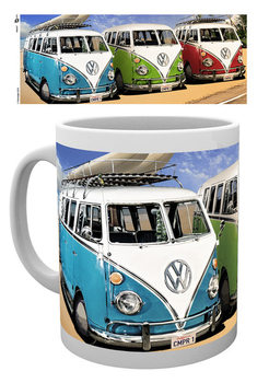 VW Camper - Campers Beach muggar
