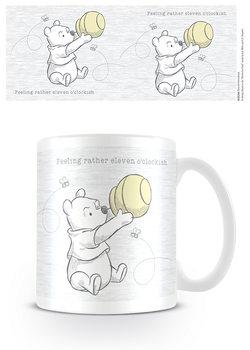 Winnie the Pooh - Eleven o'clockish muggar
