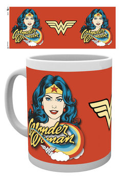 Wonder Woman - Face muggar
