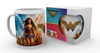 Wonder Woman - Group muggar
