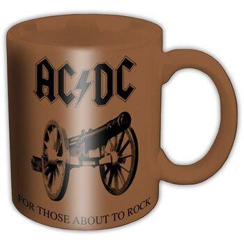 Κούπα AC/DC - For Those About to Rock