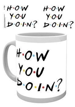 чаша Friends - How You Doin
