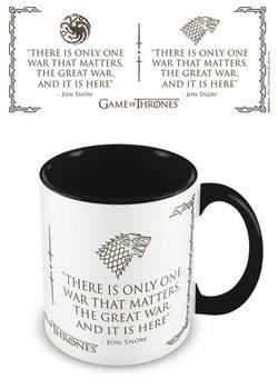 чаша Game Of Thrones - War