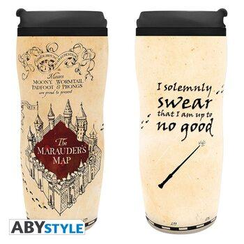 Чаша за пътуване Harry Potter - Marauder's Map