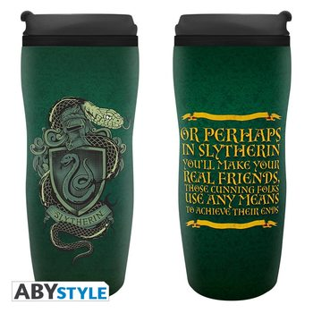 Чаша за пътуване Harry Potter - Slytherin