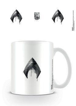 чаша Justice League - Aquaman Logo Drip