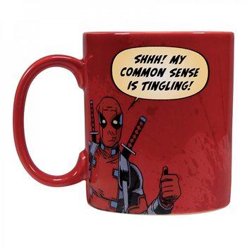 чаша Marvel - Deadpool