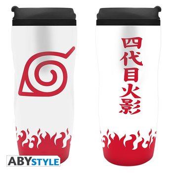 Чаша за пътуване Naruto Shippuden - Yondaime Hokage