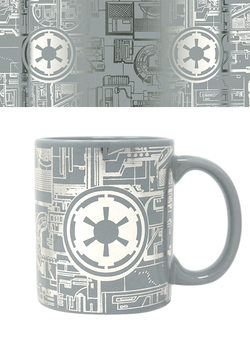 чаша Star Wars - Death Star Surface