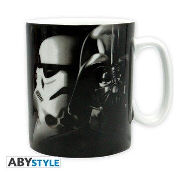 чаша Star Wars - Vador and Stormtrooper