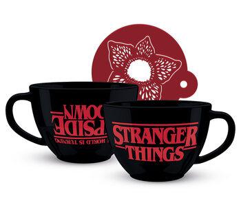 чаша Stranger Things - The World is Turning Upside Down