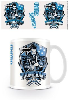 чаша Suicide Squad - Boomerang
