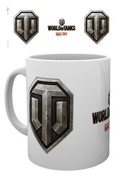 чаша World of Tanks - Logo