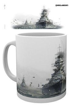 чаша World Of Warships - Bismark