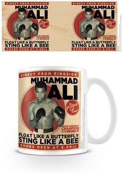 Hrnek Muhammad Ali - Vintage