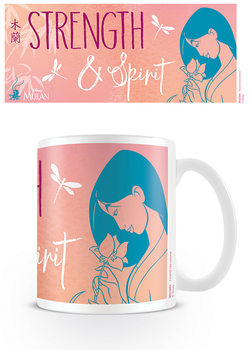 Taza Mulan - Strength & Spirit