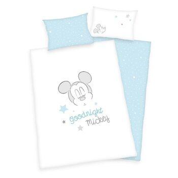 Sängkläder Musse Pigg (Mickey Mouse) - Good Night