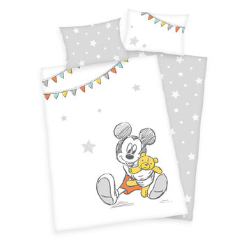 Sängkläder Musse Pigg (Mickey Mouse) - Hug