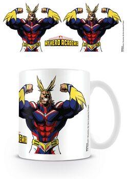 чаша My Hero Academia - All Might Flex
