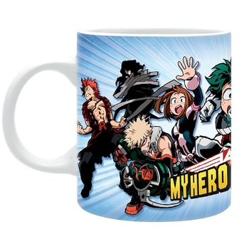 Tazza My Hero Academia - Heroes