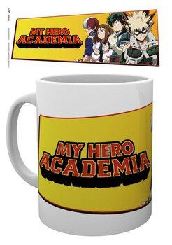 чаша My Hero Academia
