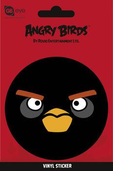 Naklejka Angry Birds - Black Bird