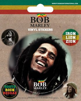 Naklejka Bob Marley