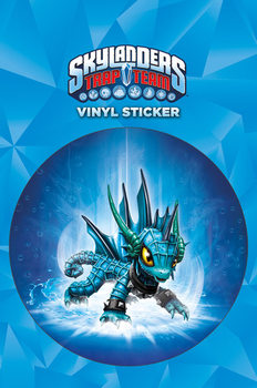 Naklejka Skylanders Trap Team - Echo
