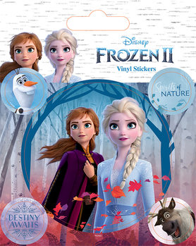 Naljepnica Frozen 2 - Belive