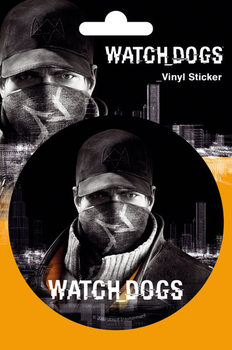 Naljepnica Watch Dogs - Aiden