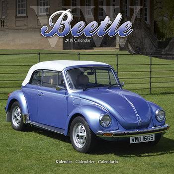Beetle (VW) naptár 2021