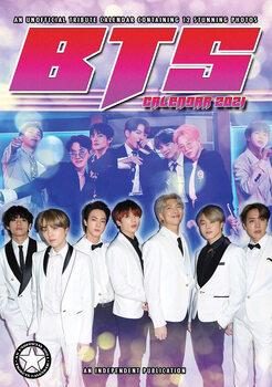BTS naptár 2021