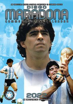 Diego Maradona naptár 2022