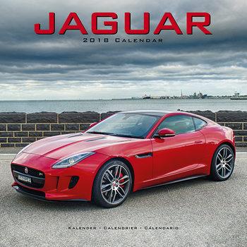 Jaguar naptár 2021