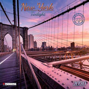 New York naptár 2021