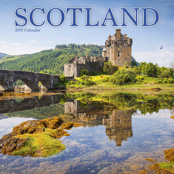 Scotland naptár 2021