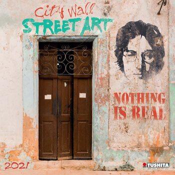World Street Art naptár 2021