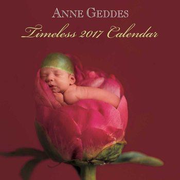 Anne Geddes - Timeless naptár 2017