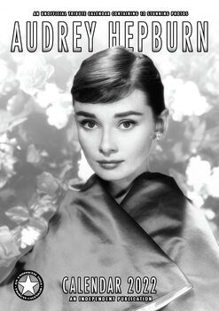 Audrey Hepburn naptár 2022