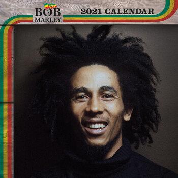 Bob Marley naptár 2021