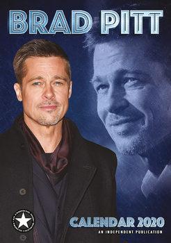 Brad Pitt naptár 2020