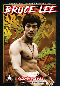 Bruce Lee naptár 2022