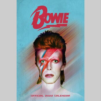 David Bowie naptár 2022