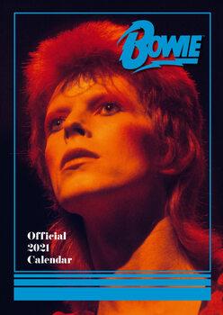 David Bowie naptár 2021