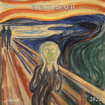 Edvard Munch naptár 2022