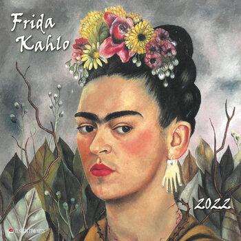 Frida Kahlo naptár 2022