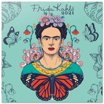Frida Kahlo naptár 2021